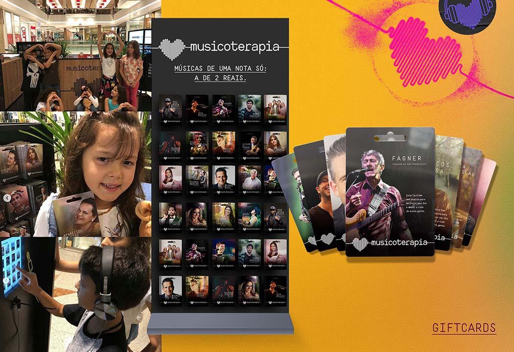 """Musicoterapia"", da BOLERO para Desafio Jovem"
